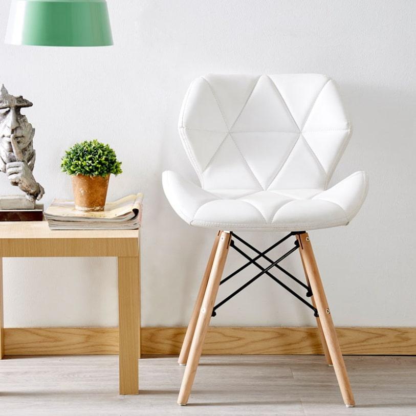 北歐風蝴蝶椅