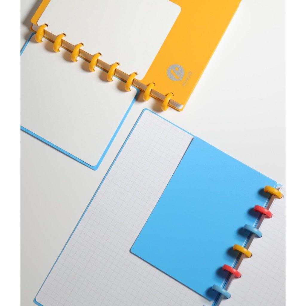 香菇孔筆記本