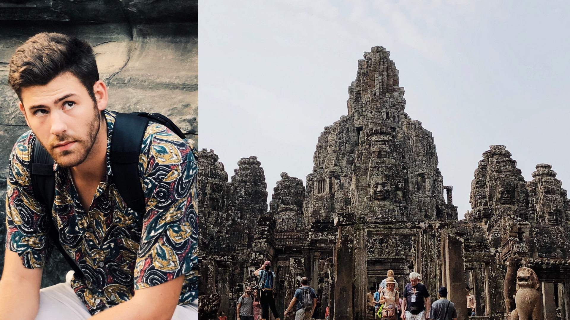 曬昏的柬埔寨旅遊日記(下)─吳哥窟自由行+暹粒夜生活
