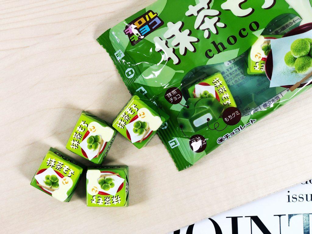 松尾麻糬抹茶巧克力