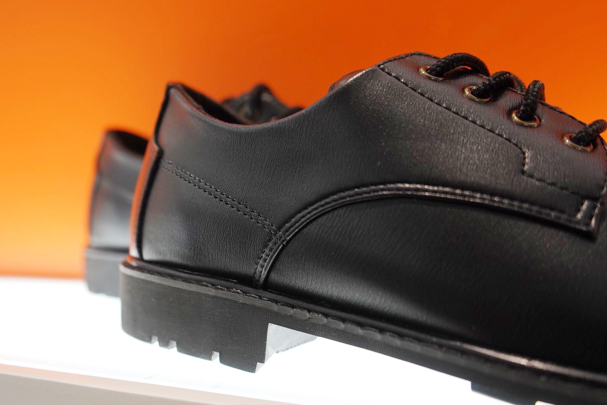 LUXPLAY復古皮鞋