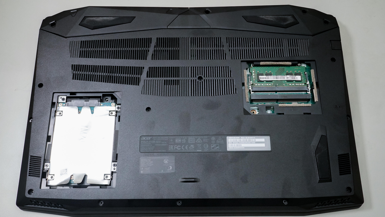 Acer 宏碁Nitro 5 AN515筆記型電腦 SSD