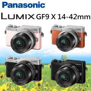 Panasonic 飛利浦 LUMIX GF9