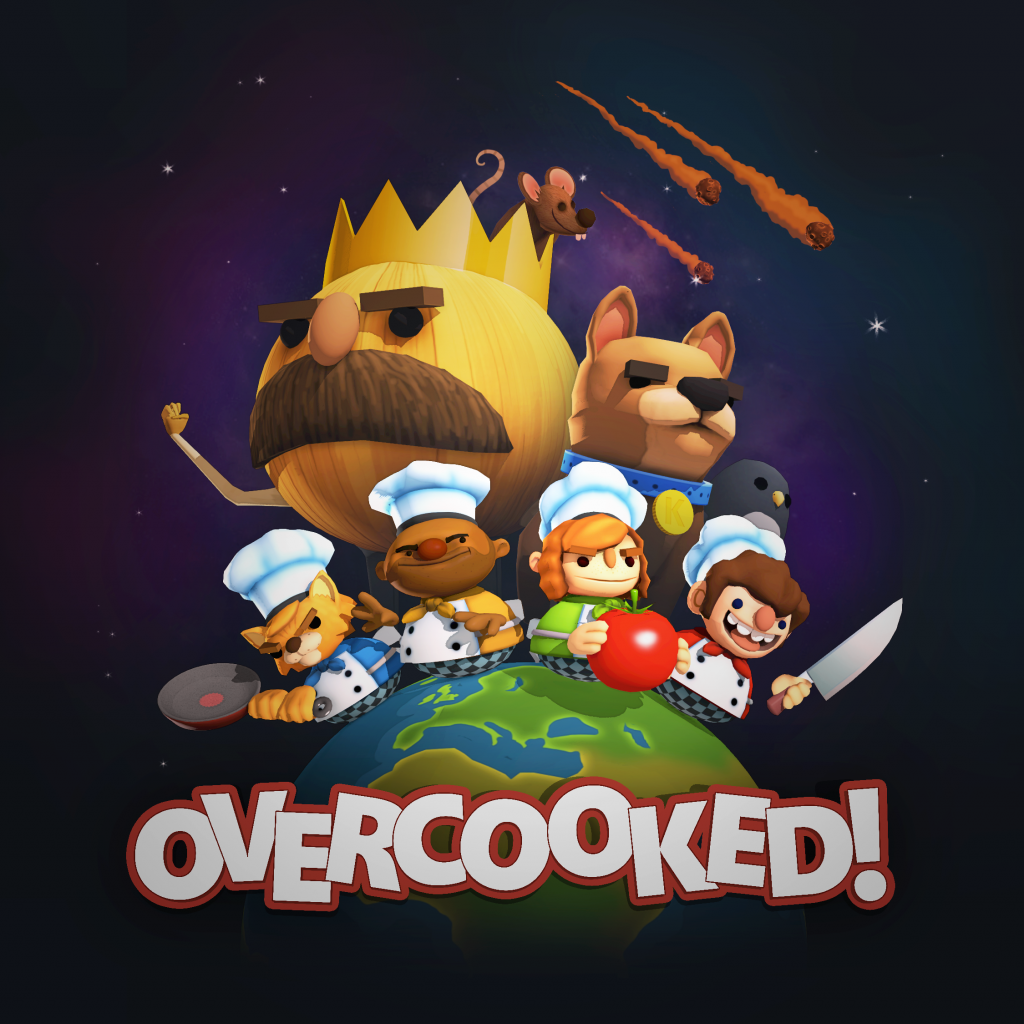 PlayStation4(PS4) OVERCOOKED- (1)