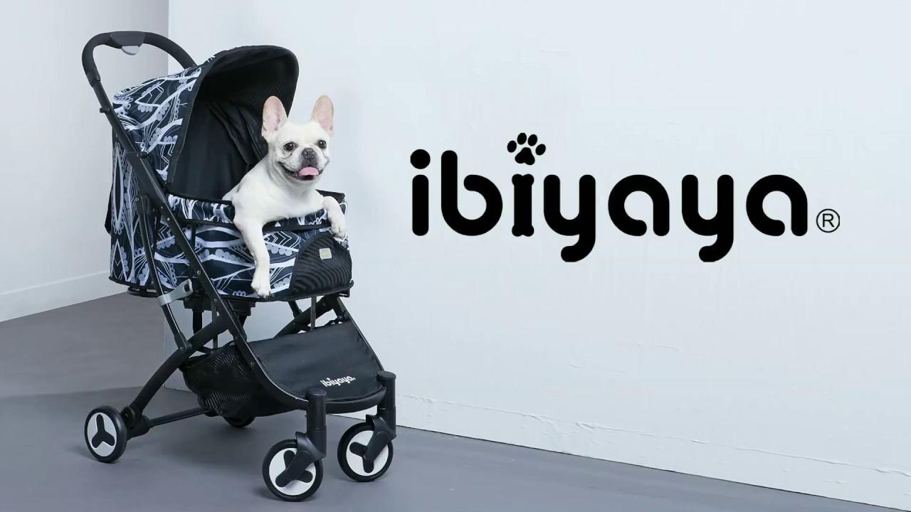 寵物推車推薦!想帶狗貓出遠門?ibiyaya、沛德奧、Pet Gear 寵物推車比較