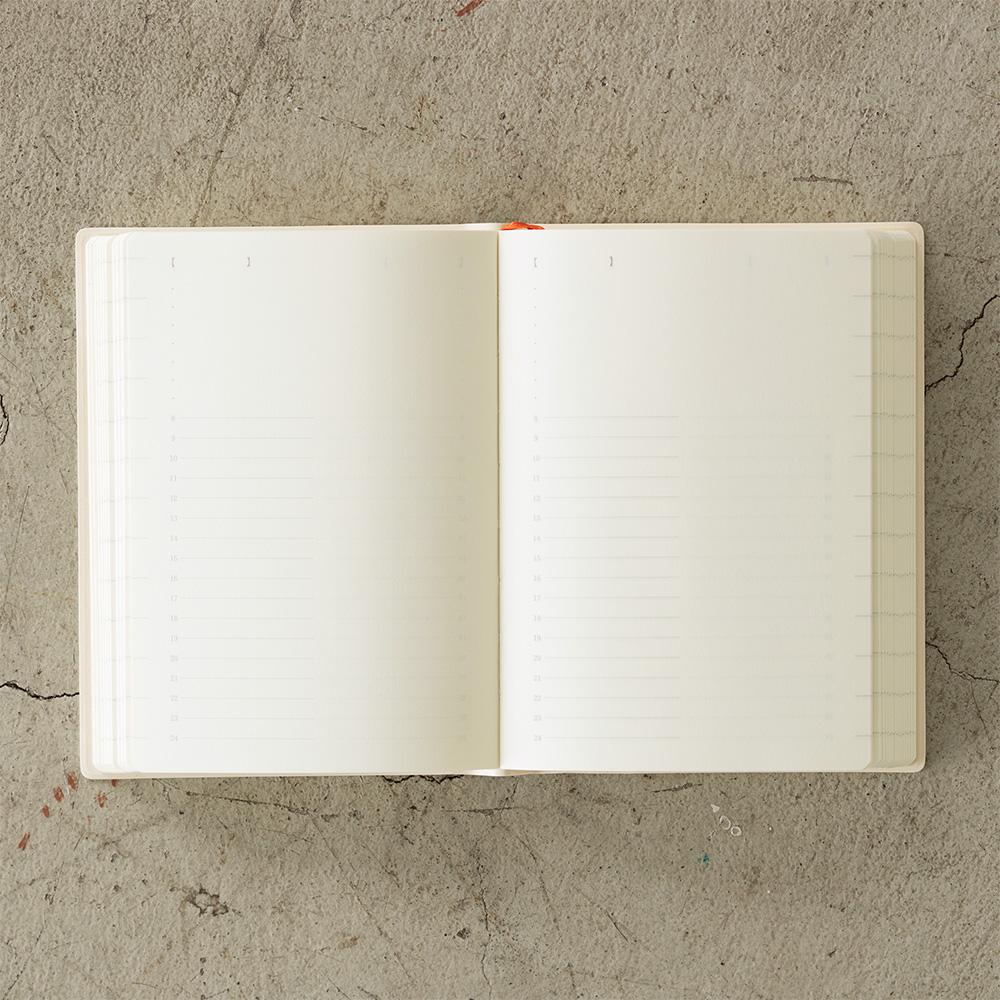MIDORI 手帳 日記式