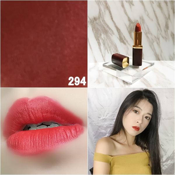 巴黎萊雅 奢華皮革訂製唇膏 #294