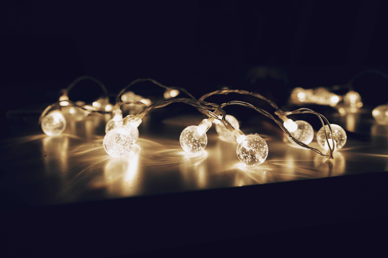 韓國水晶球燈
