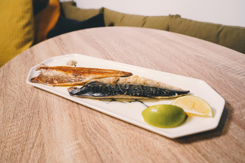 挪威薄鹽鯖魚切片 欣明生鮮烤肉食材組