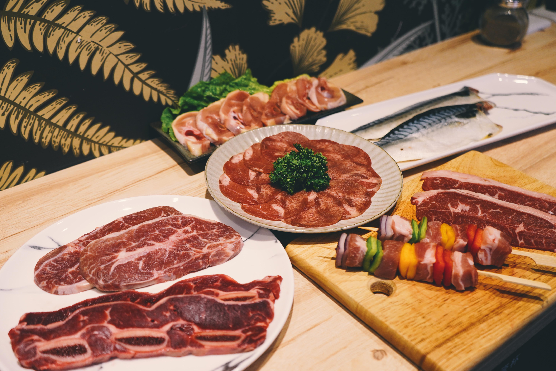 欣明生鮮烤肉食材組