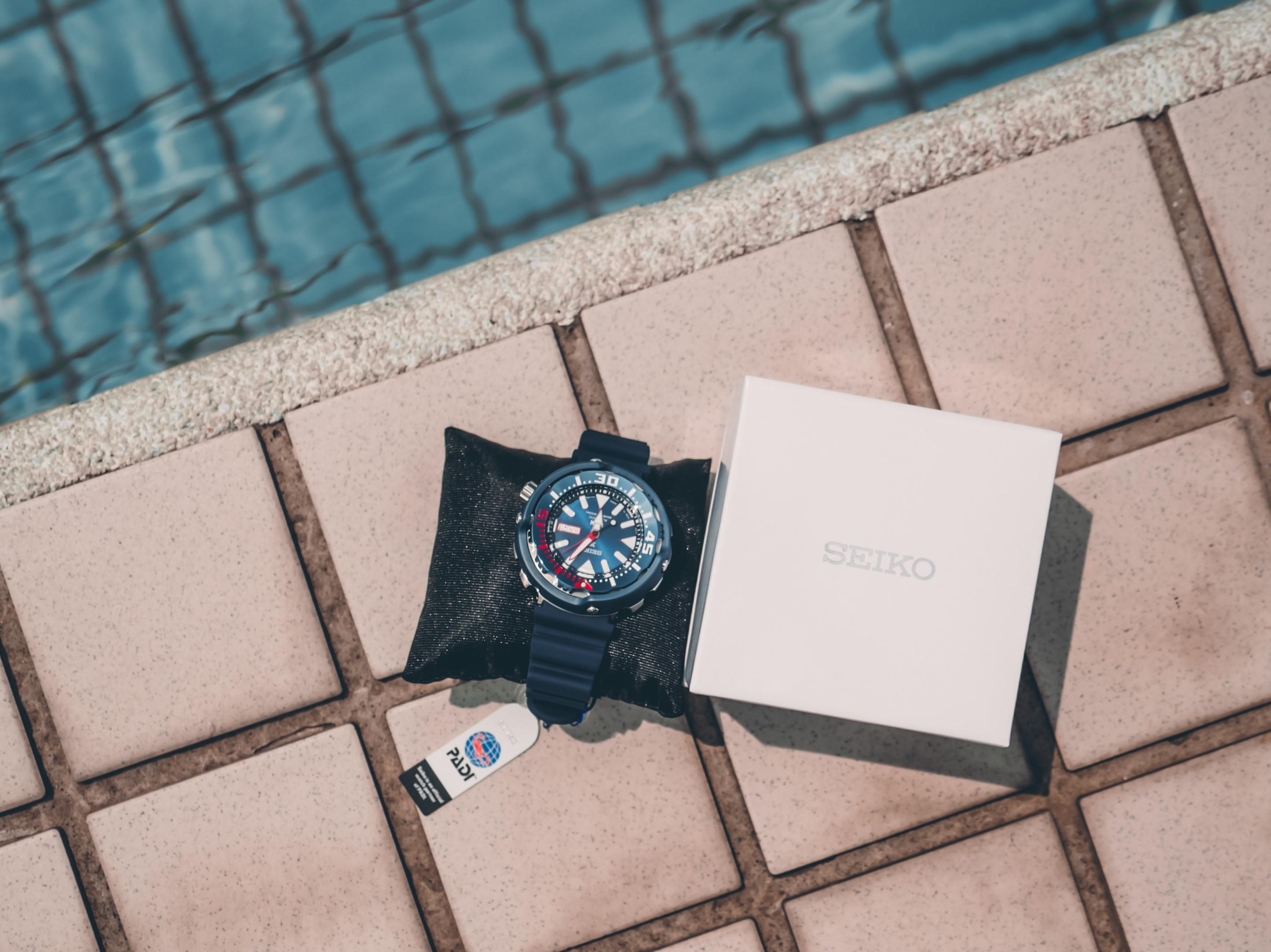 SEIKO 鮪魚罐頭潛水錶