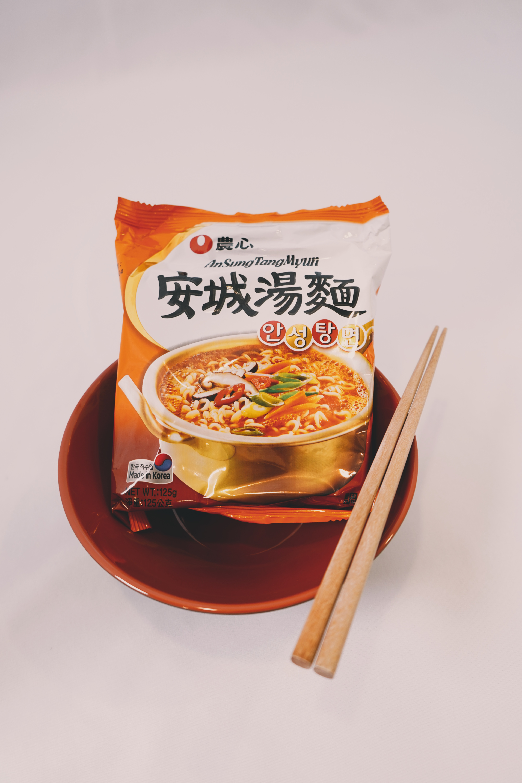 農心安城湯麵
