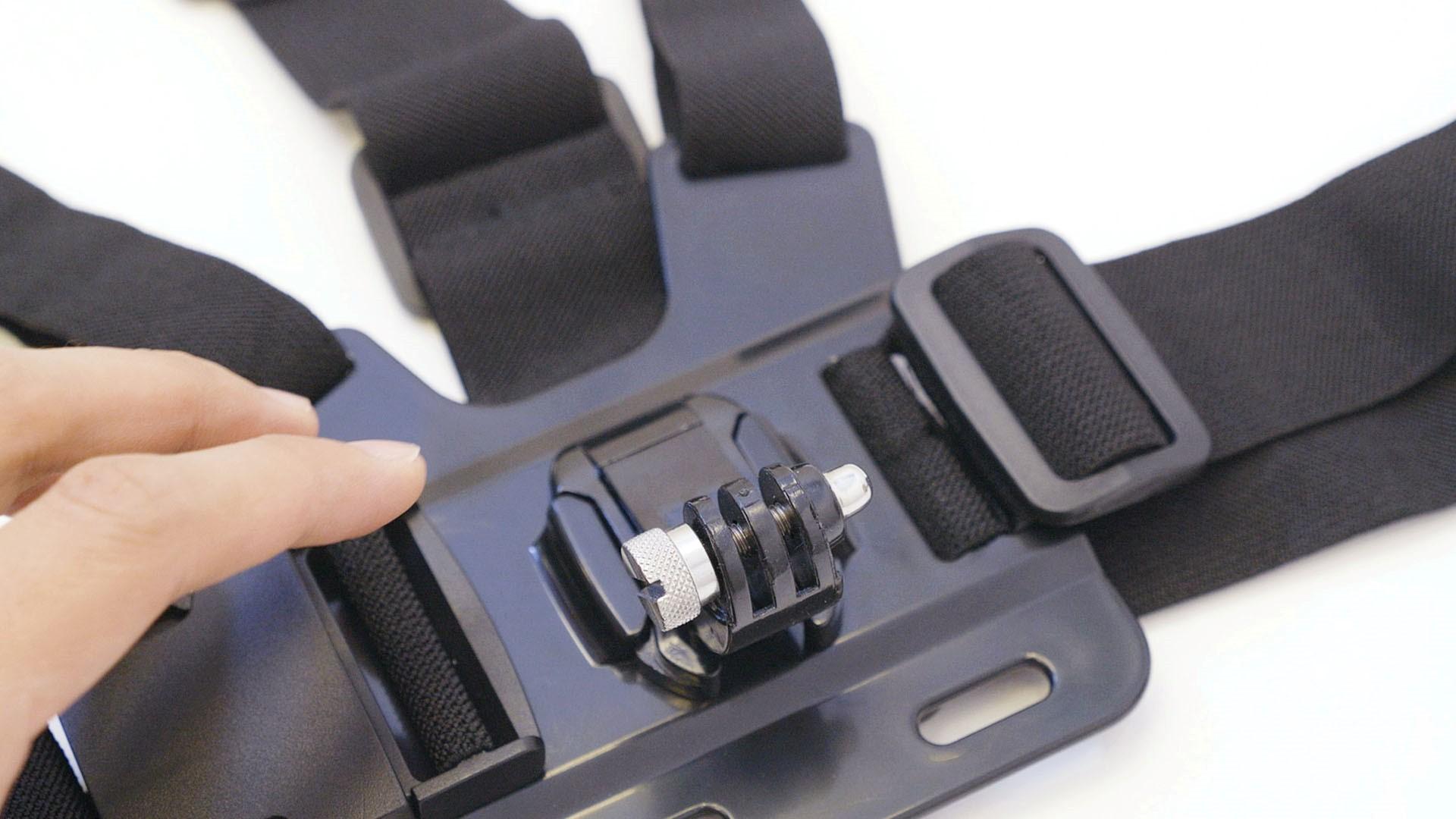 第8名GoPro配件-胸前固定帶