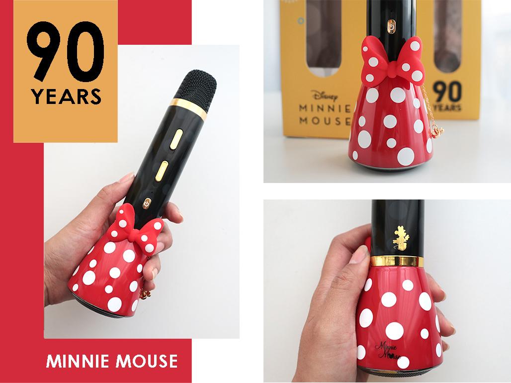 米奇 90 周年商品大集合!無線充電座、藍芽麥克風、滑鼠墊、拖特包,陪你長大的米奇都在這