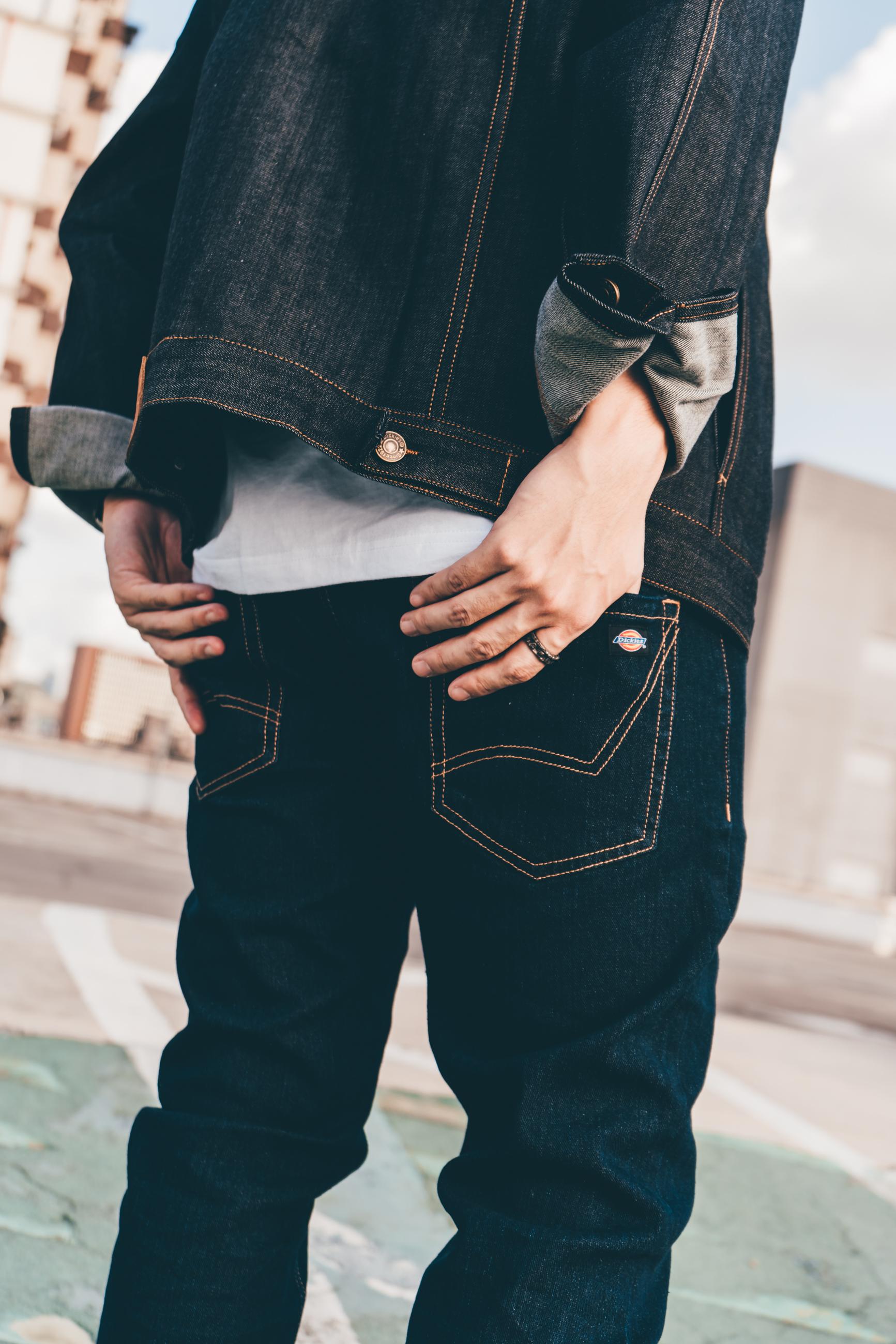 男生 牛仔褲