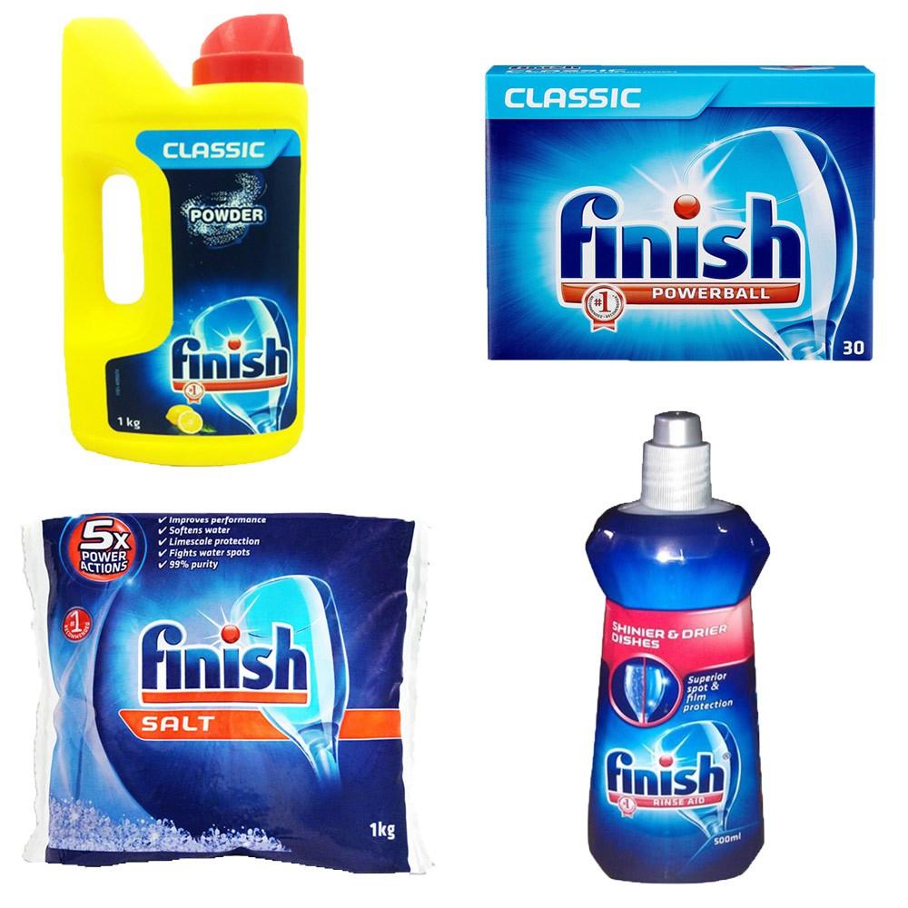 【洗碗粉推薦】一次搞懂洗碗機清潔劑 (洗碗錠、軟化鹽、光潔劑) 怎麼用