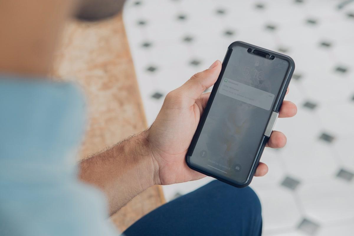 iphone四角保護