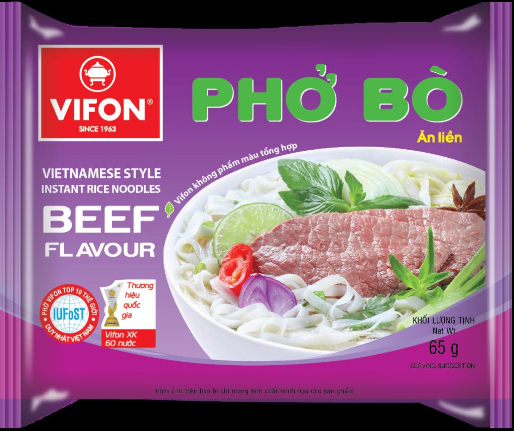 越南河粉牛肉