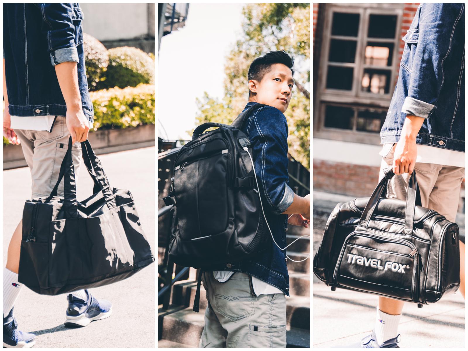 【旅行包包推薦】大容量後背包、旅行袋!乾濕分離可充電、能掛行李箱根本超方便