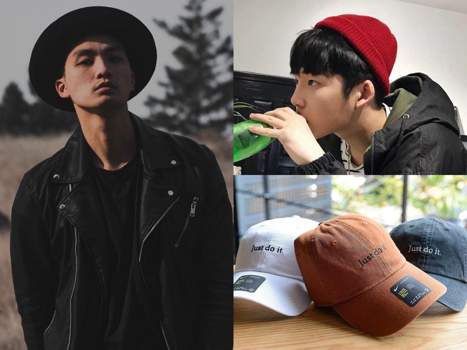 帽子穿搭教學|老帽、紳士帽、毛帽 3 大帽款推薦,升級時尚度就靠它!