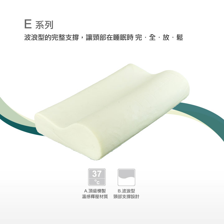 IMAGER-37 易眠枕EM型