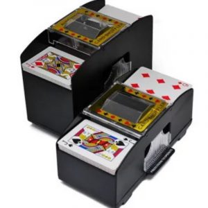 自動洗牌機