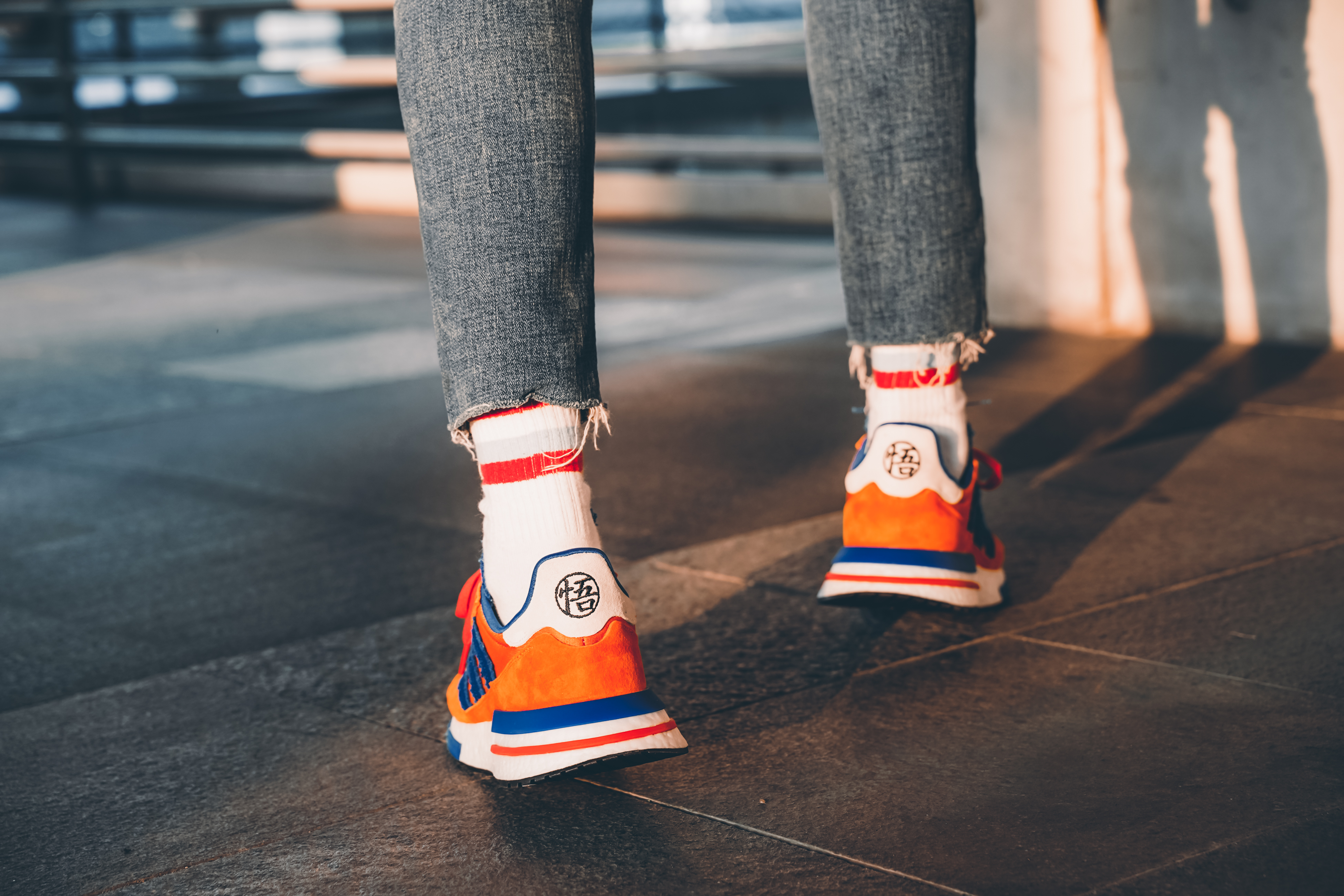 七龍珠 聯名鞋