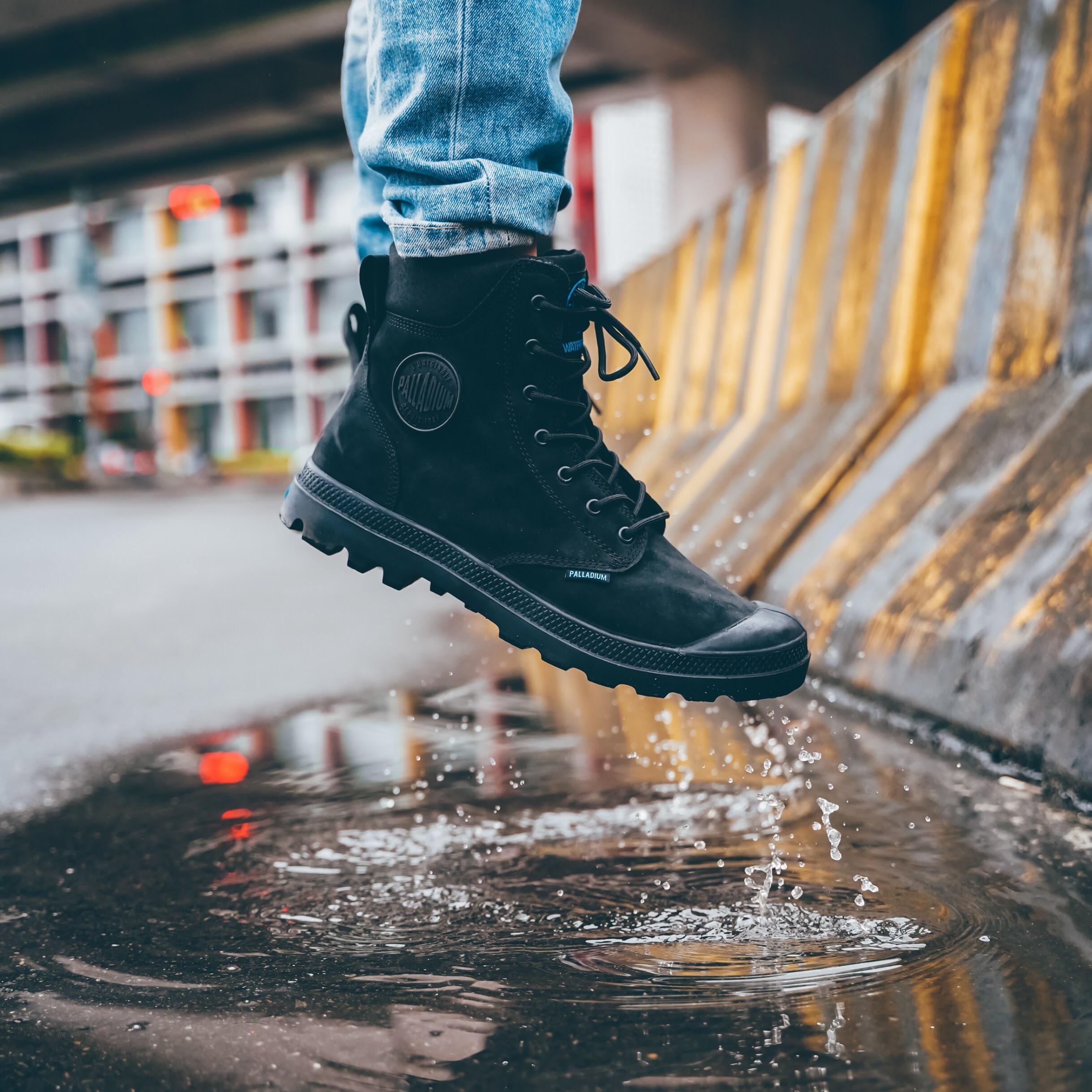 防水靴 推薦