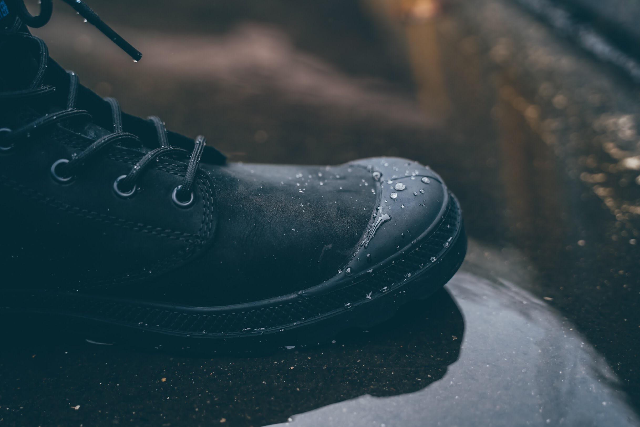 防水靴 實測