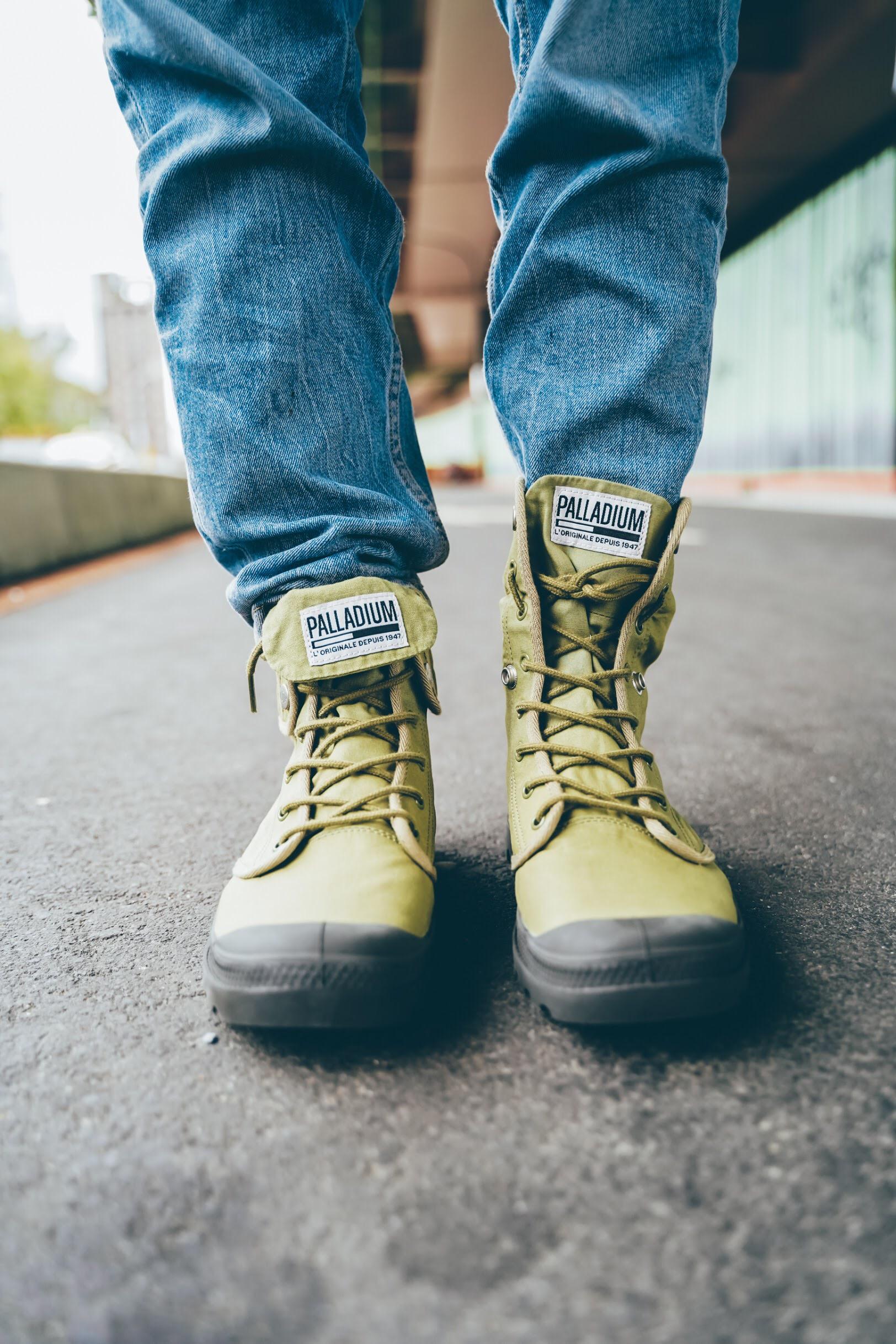 PALLADIUM 軍靴 價格