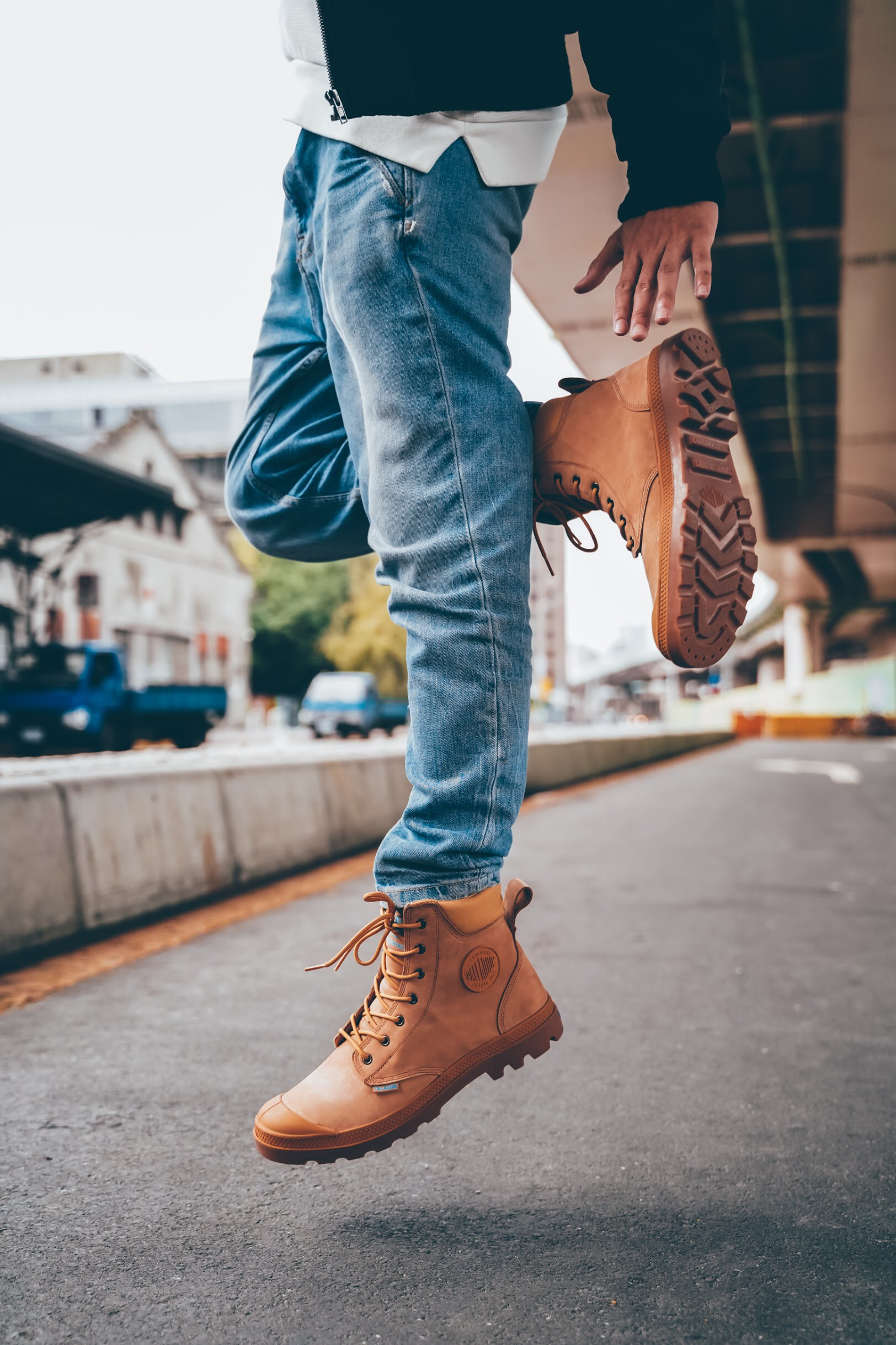 軍靴推薦 男