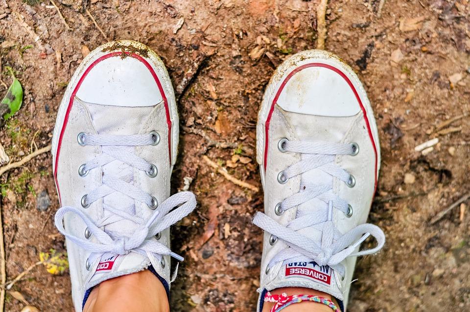 帆布鞋清潔