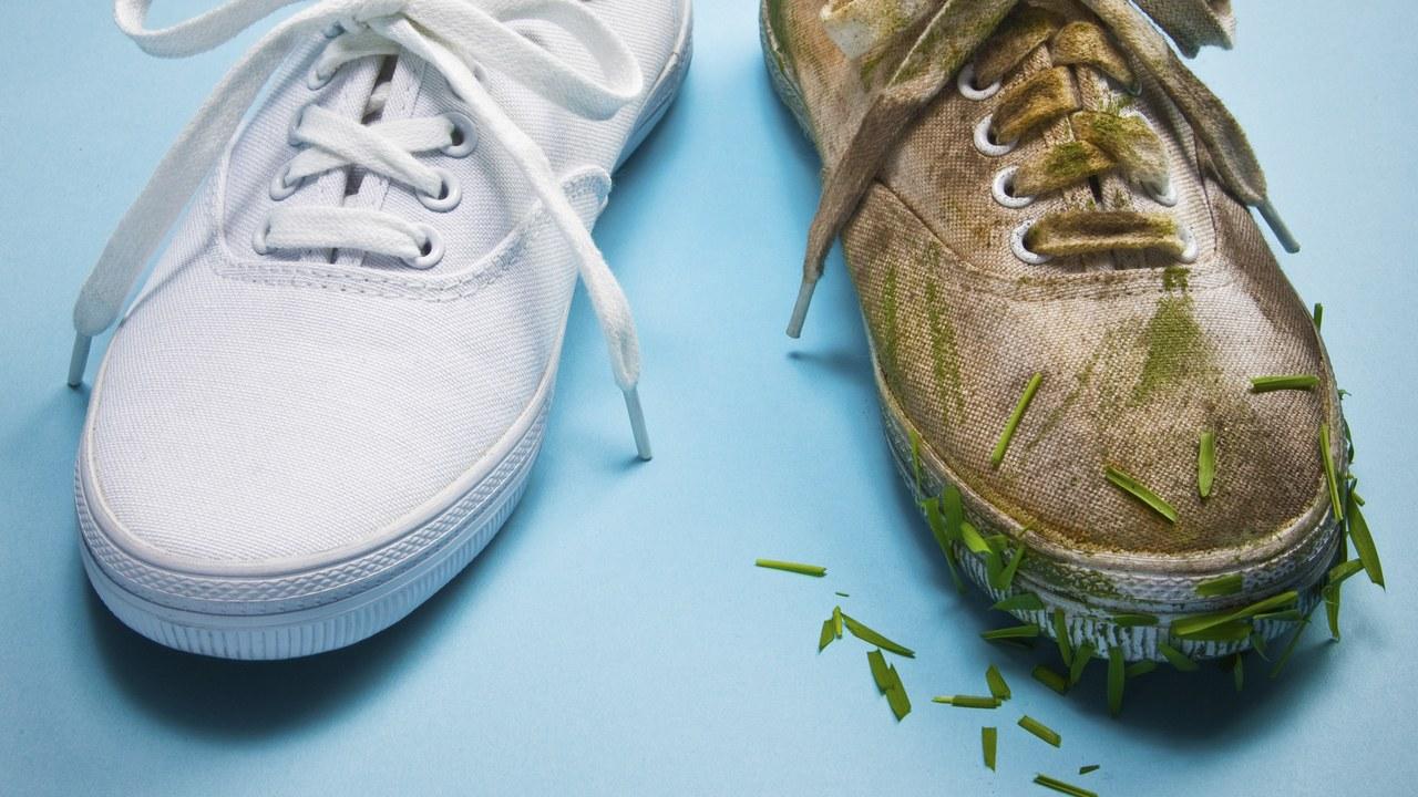【白鞋清潔】小白鞋清洗完變黃?什麼洗鞋方式才正確?超實用鞋子清潔保養懶人包