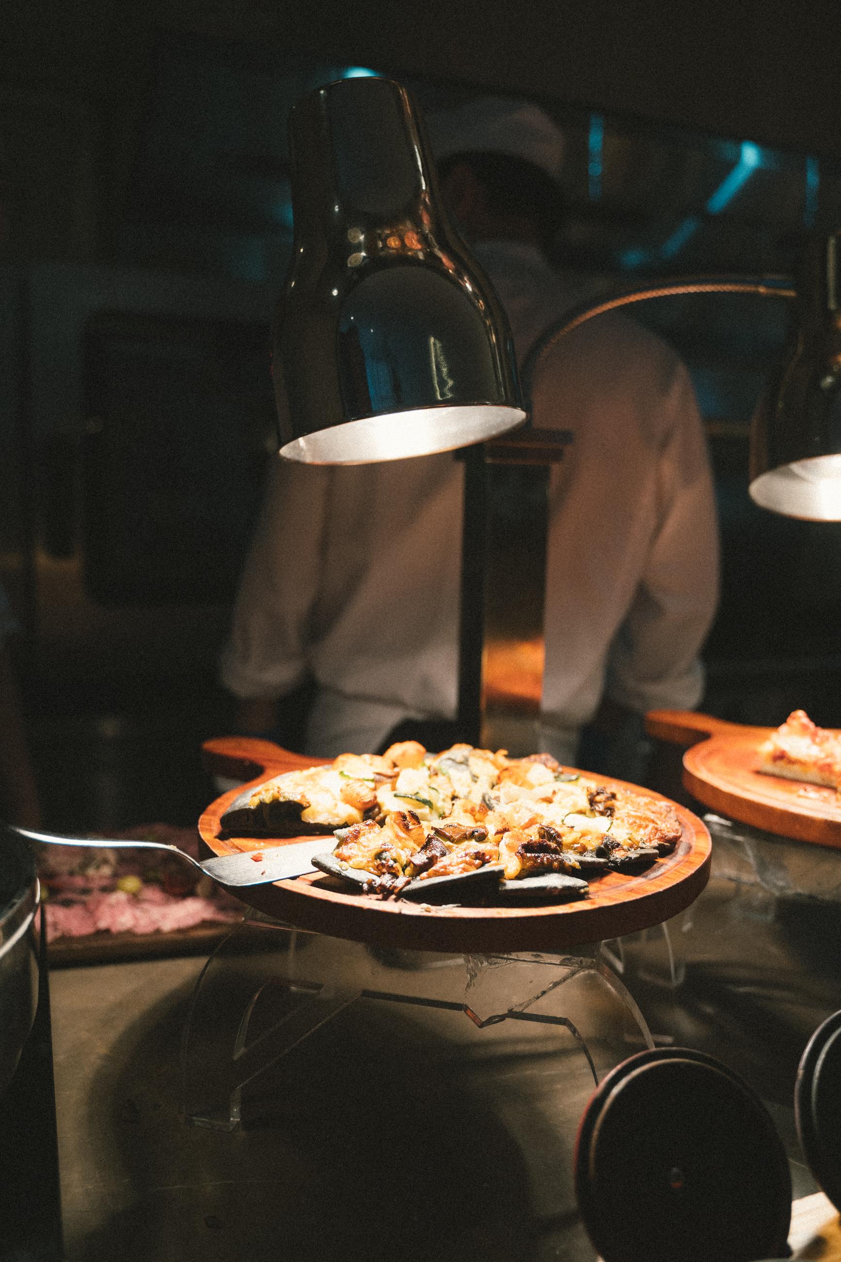 窯燒披薩 台北