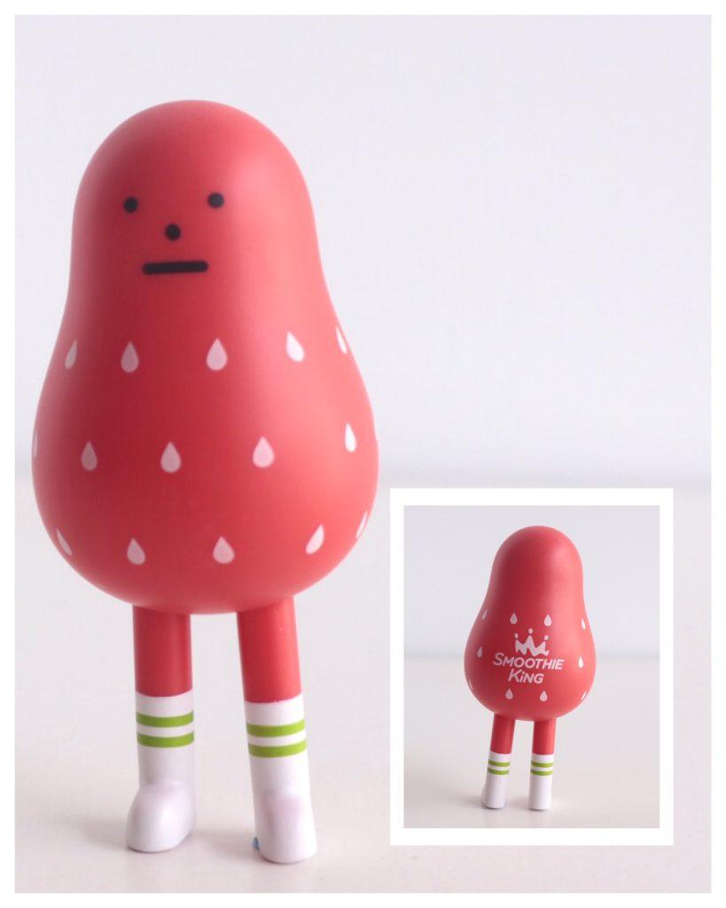 SML草莓公仔 黏黏怪物研究所