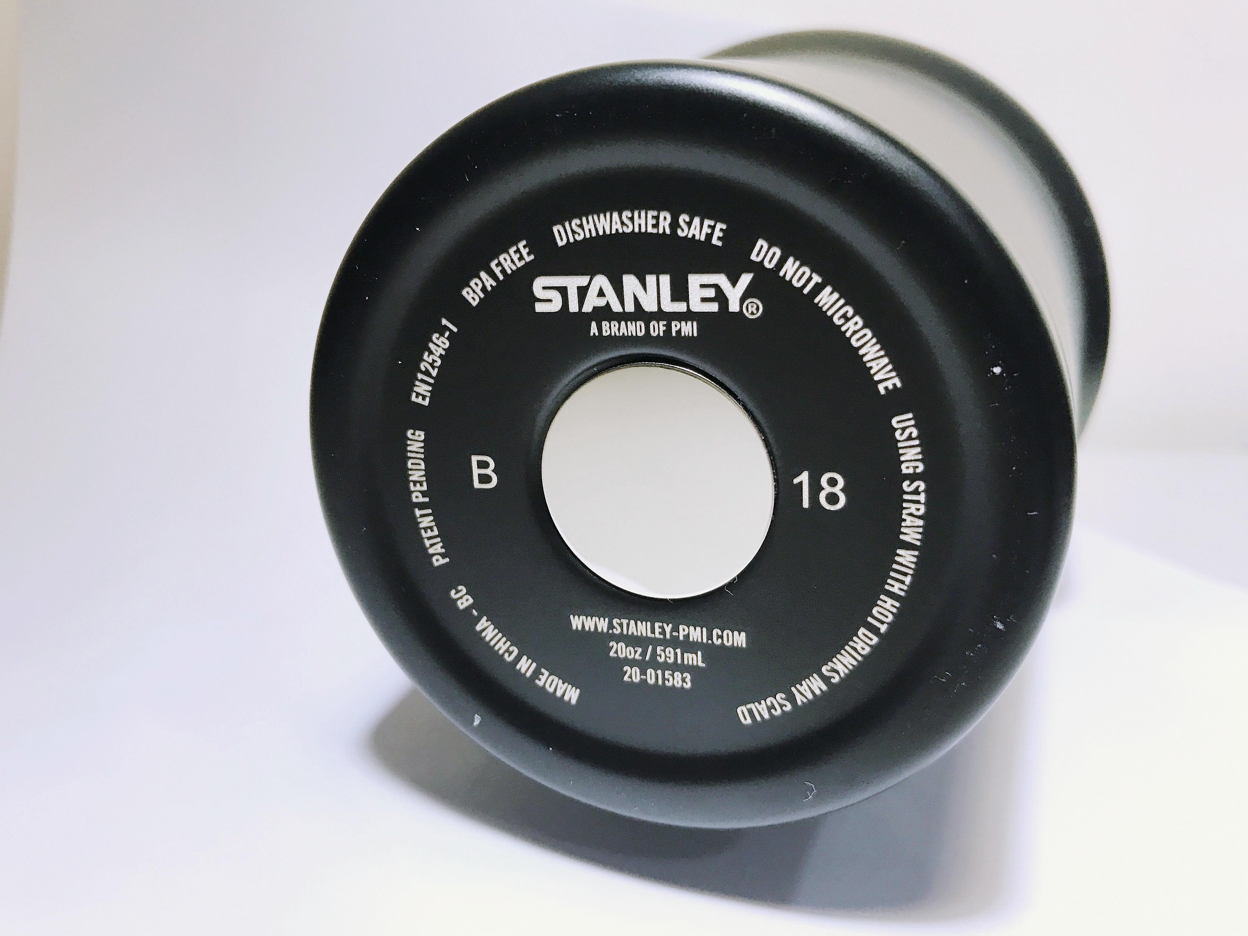 運動水瓶推薦 美國Stanley 手搖飲料吸管杯