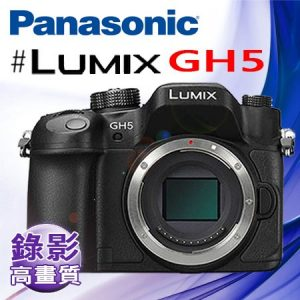 Panasonic Lumix DMC-GH5 -1