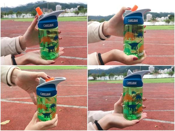 運動水瓶推薦 CamelBak 兒童吸管運動水瓶