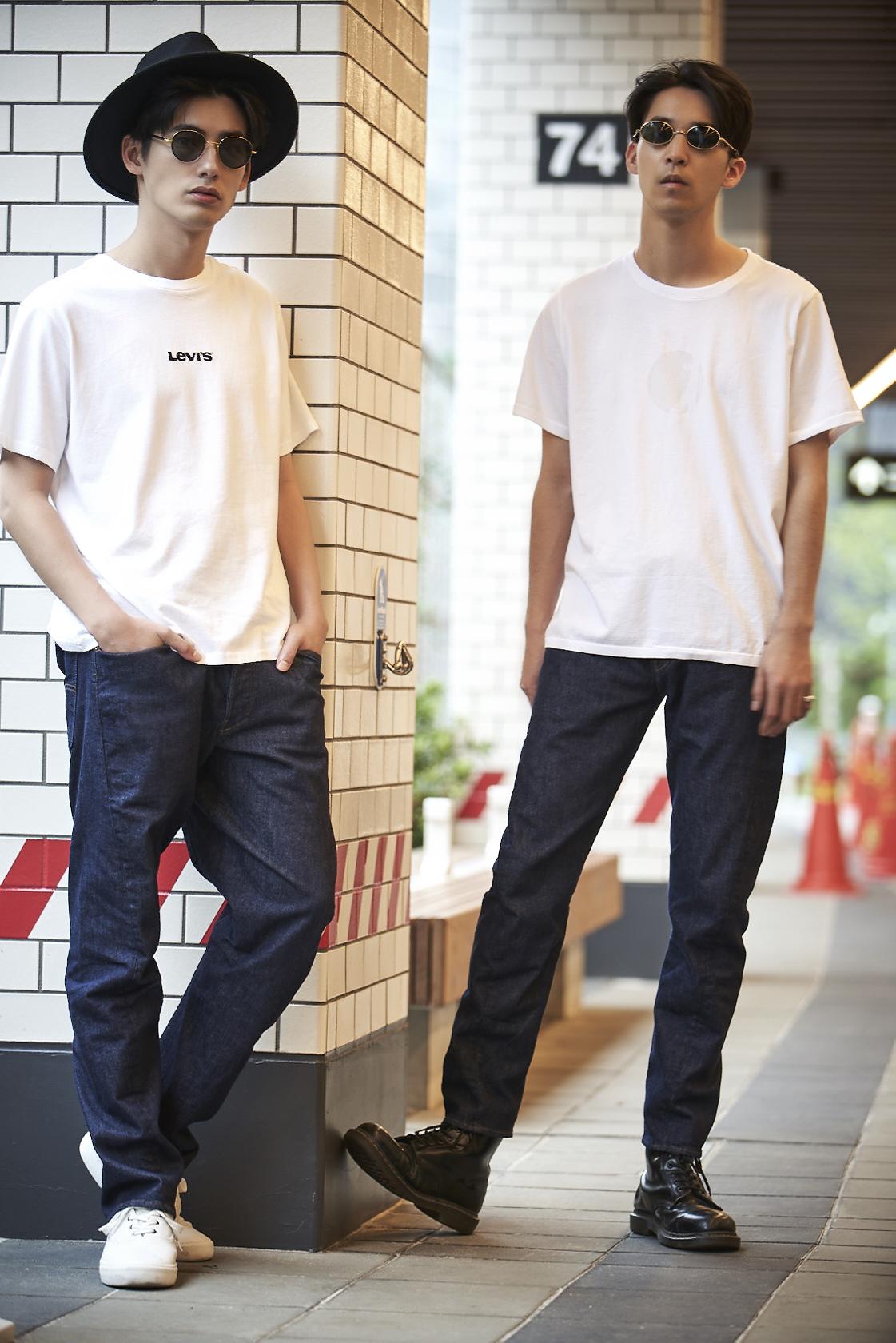 牛仔褲LEVIS