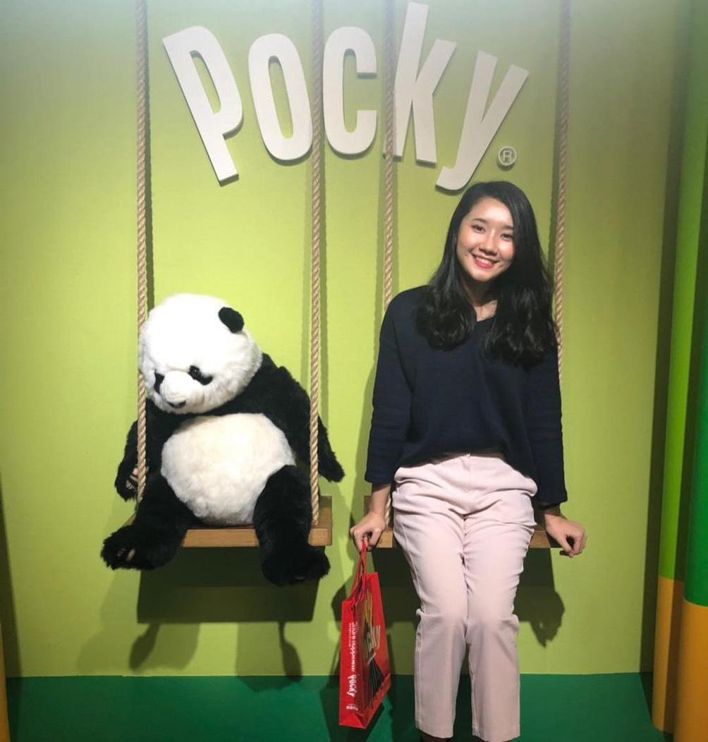 POCKY展覽