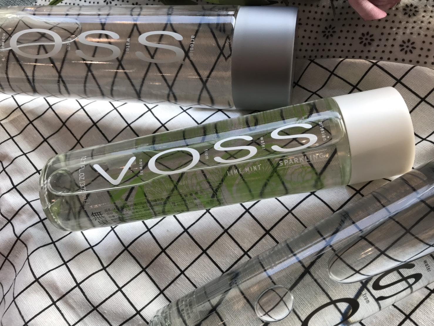 VOSS氣泡水
