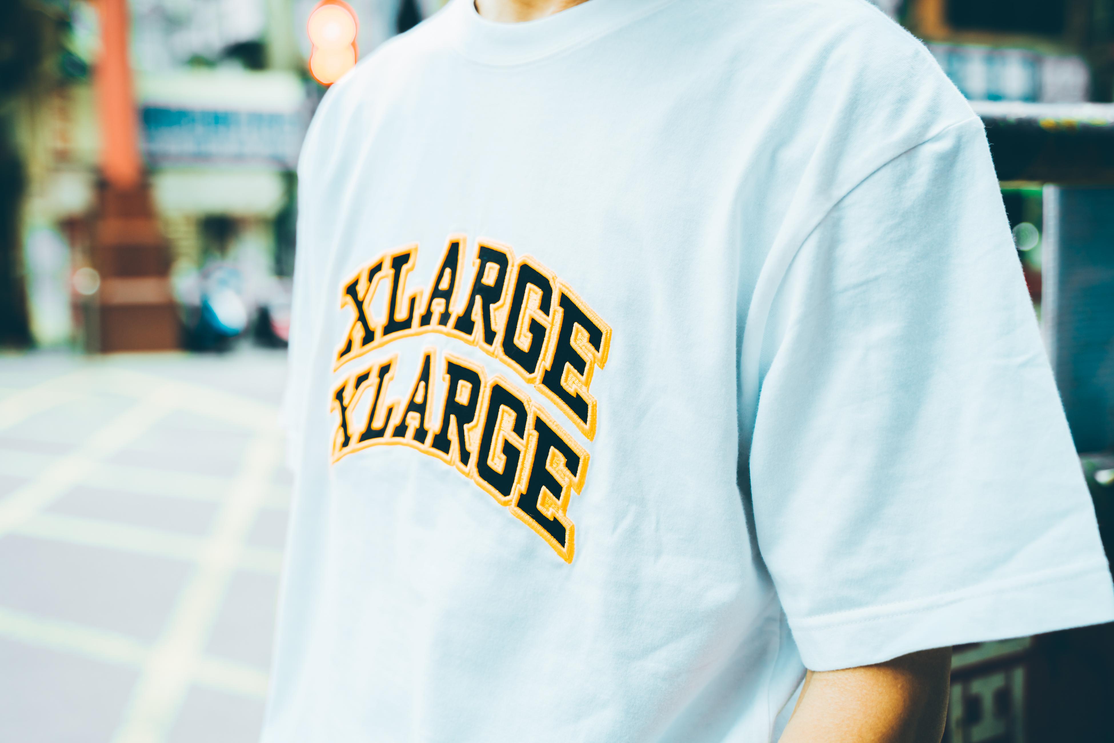 XLARGE 短T