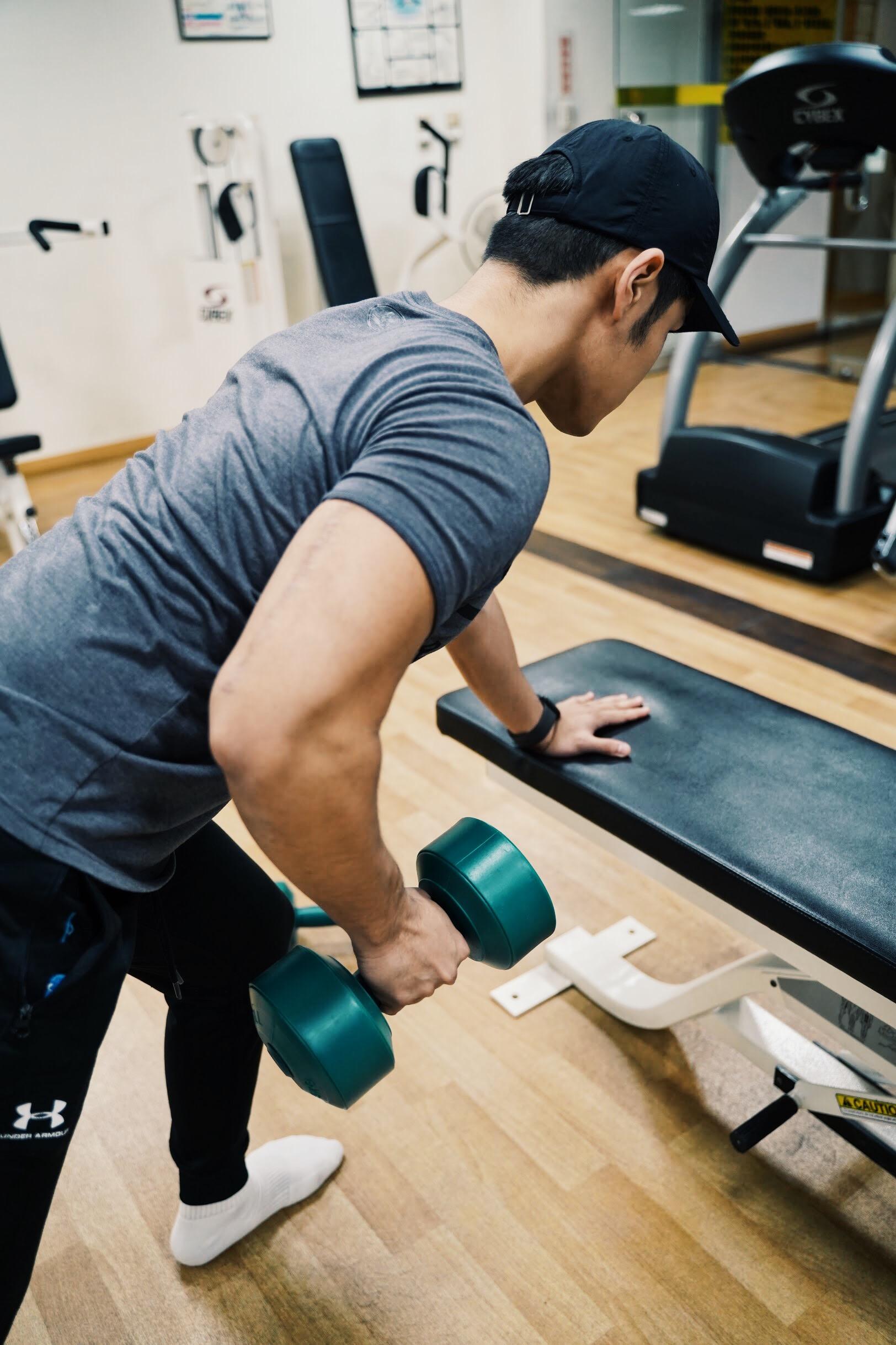 肌肉 鍛鍊