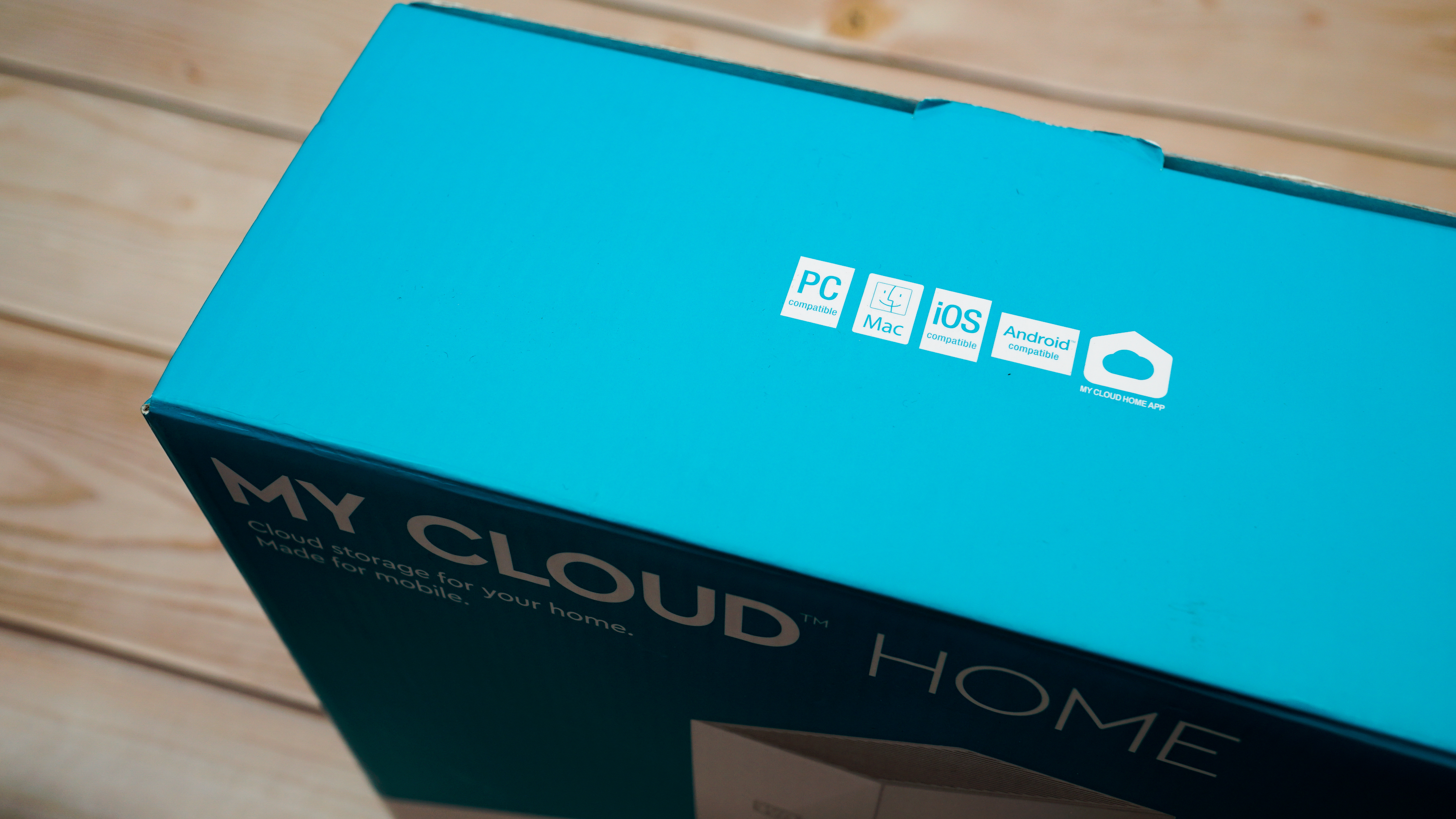 WD My Cloud Home開箱