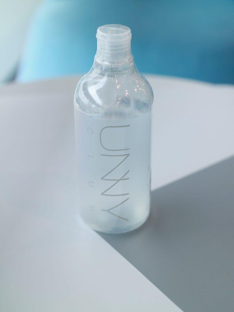 美妝推薦 韓國 UNNY 濟州島礦物質卸妝水