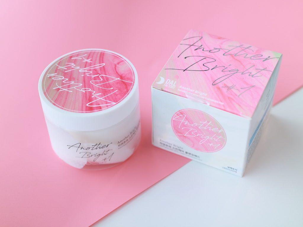 美妝推薦 ANOTHER BRIGHT自然主義保濕潔凈卸妝棉
