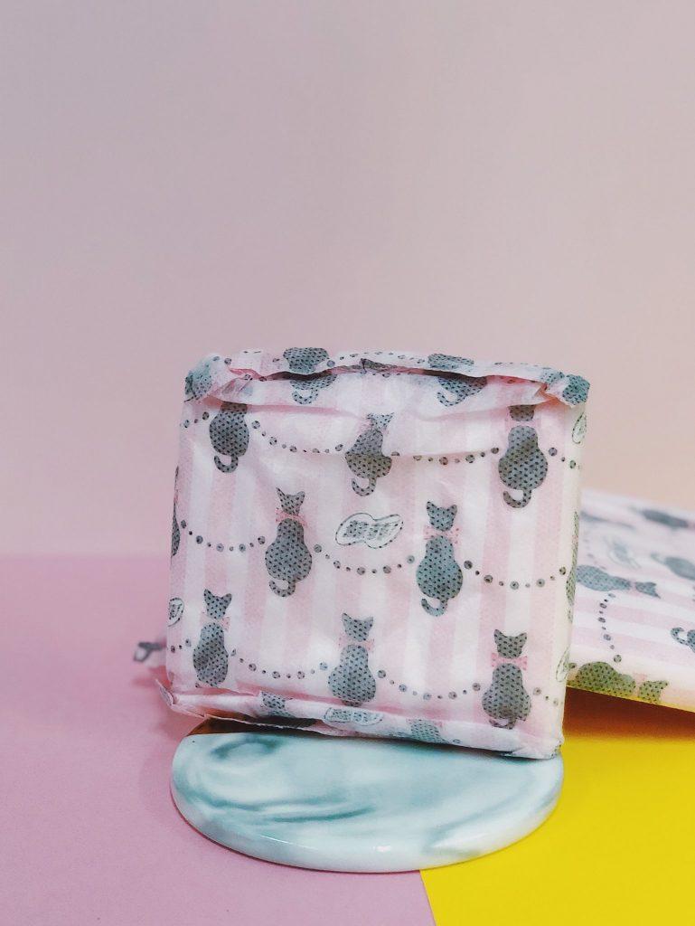 蘇菲衛生棉