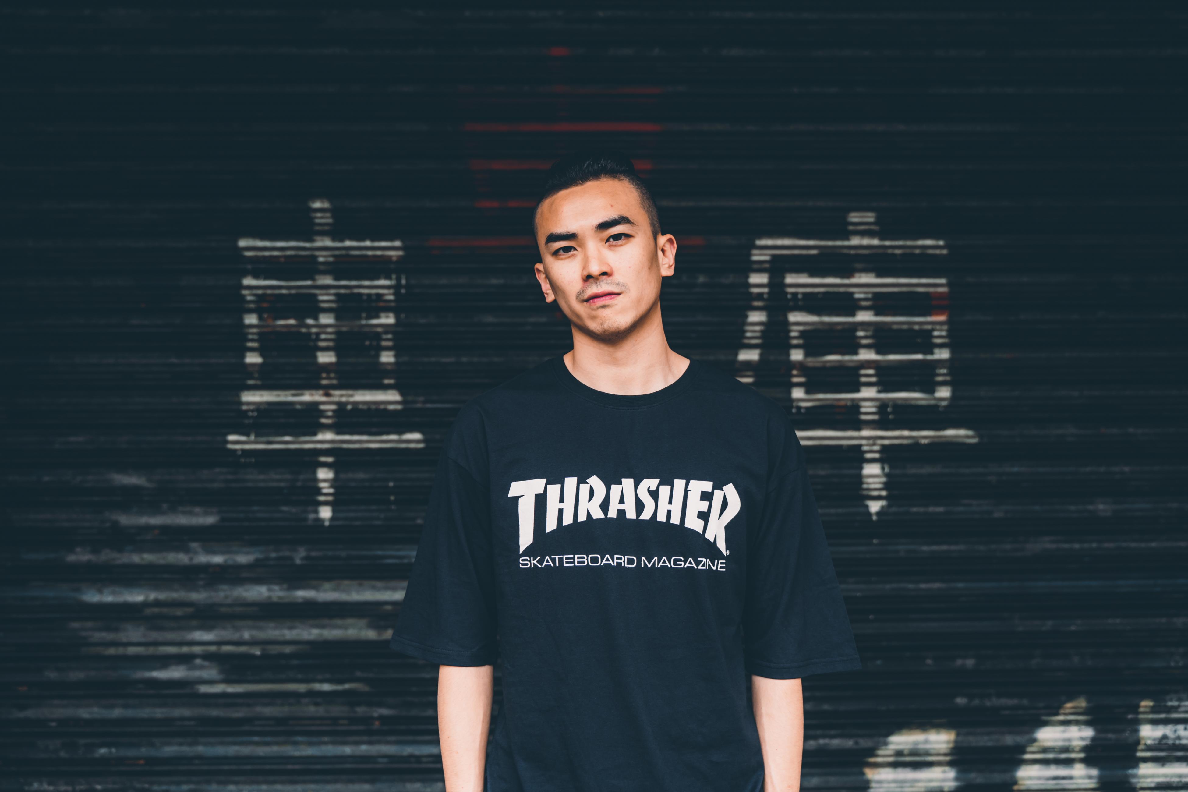 THRASHER衣服