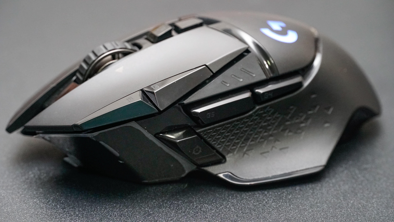 羅技G502