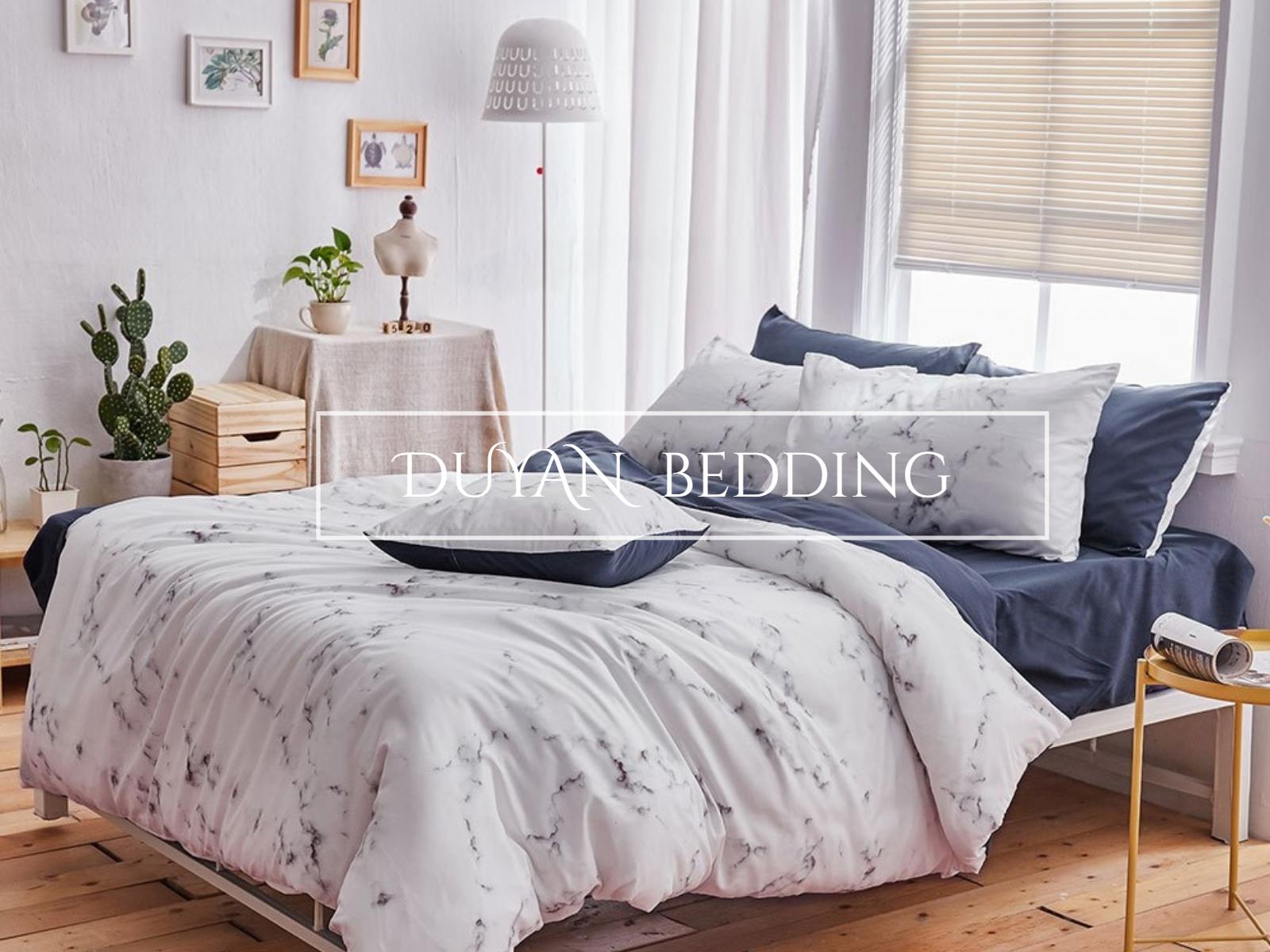 【寢具床包推薦】DUYAN 竹漾寢具 高質感舒適首選,讓你一覺好眠到天亮!